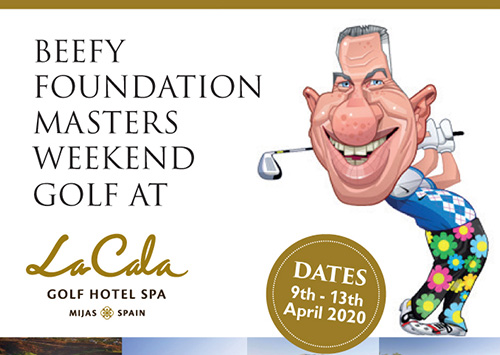 Beefy's UK Golf Competition 2019